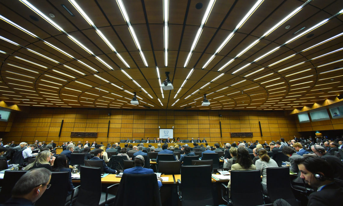 IAEA Board Room